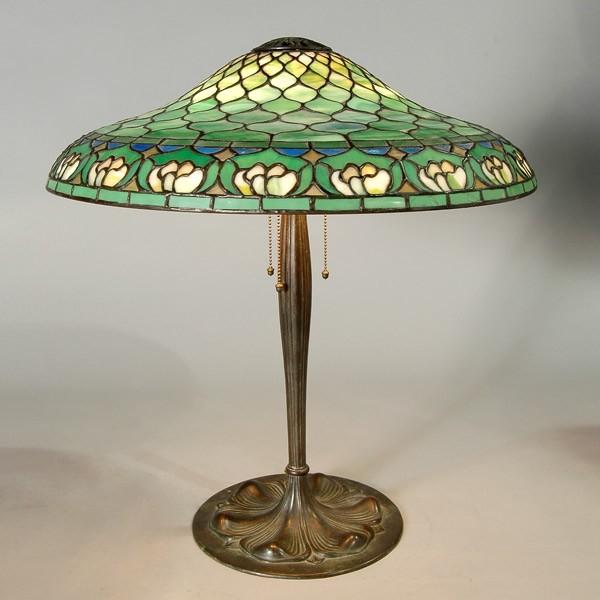 ornamental antique lamp toys buddy l handel tiffany vintage lamps. Black Bedroom Furniture Sets. Home Design Ideas