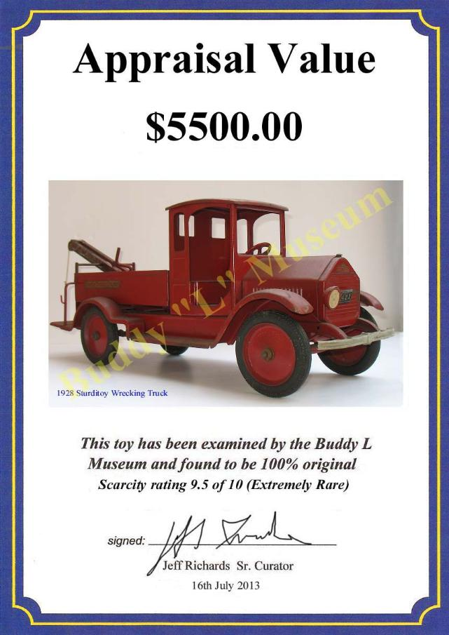 Buddy L Museum world's largest buyer of Sturditoy trucks. facebook sturditoy, facebook sturditoy trucks for sale, sturditoy headquarters always buying sturdtioy trucks, online sturditoy appraisals, sturditoy wrecker for sale, sturditoy dump truck for sale, sturditoy dairy truck for sale, buddy l toys for sale,old buddy l toys,sturditoy wrecker for sale, sturditoy dump truck for sale, sturditoy armored truck for sale,  rare buddy l toys, antique buddy l toys, buying buddy l toys, buddy l baggage truck, all buddy l toys wanted, sturditoy u s mail truck appraisals, sturditoy toys, vintage space toys, buddy l toys, Sturditoy vintage trucks wanted any conditon. Sturtditoy armored truck, sturditoy coal trucks, sturidtoy huckster truck, sturditoy ambulance. Precise sturditoy truck appraisals