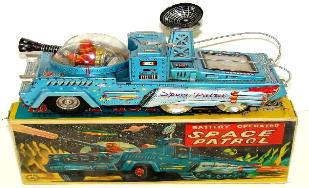 online toy values online toy prices appraisals, vintage alsp tin toy robots for sale, radicon robot information,  vintage japanese space toys robots japan tin toy trucks